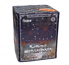 Funke Kamuro-Weissblinker, 25-Schuss-Batterie