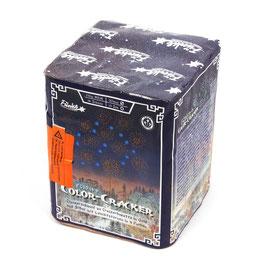 Funke Color Cracker, 16 Schussbatterie