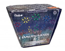 Funke Dahliencracker Z-2, 25 Schuss Batterie