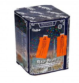 Funke Red-Blue, 16 Schuss Batterie