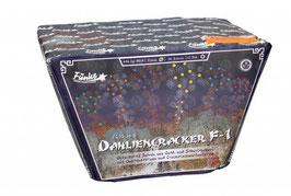 Funke Dahliencracker F-1. 36-Schuss-Fächerbatterie