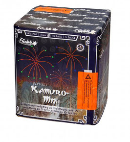 Funke Kamuro-Mix, 25-Schuss-Batterie