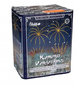 Funke Kamuro Variations, 20 Schuss Batterie