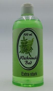 Weihrauch Bad