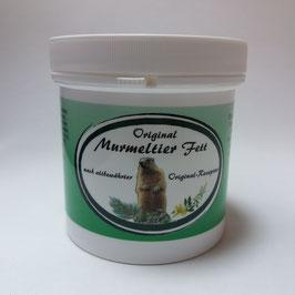 Original Murmeltier Fett
