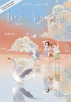 Jidi: Der freie Vogel fliegt, Band 3 (chb)
