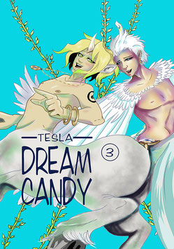 Tesla: Dreamcandy, Band 3