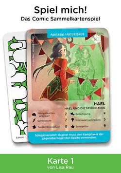 "Spielkarte ""Hael"""
