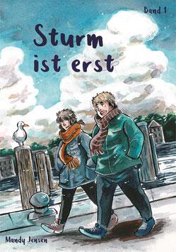 Mandy Jensen: Sturm ist erst, Band 1