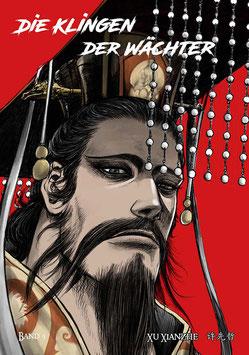 Xu Xianzhe: Die Klingen der Wächter, Band 5 (chb)