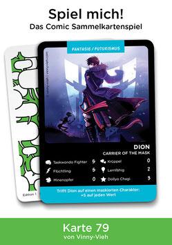 """Spielkarte """"Dion"""""""