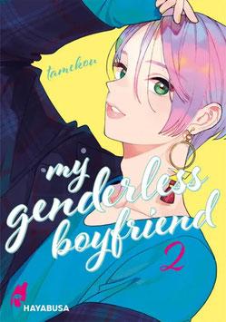 Hayabusa: My Genderless Boyfriend, Band 2