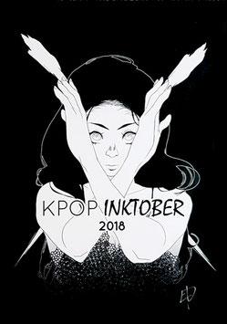 ED: KPOP Inktober 2018