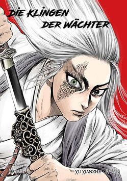 Xu Xianzhe: Die Klingen der Wächter, Band 2 (chb)