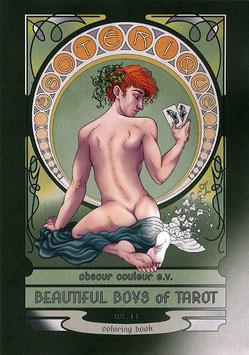 Obscur Couleur: Ésotérique - The Beautiful Boys of Tarot, Band 2