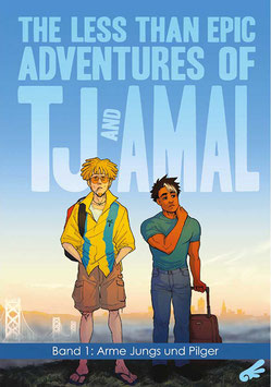 The less than epic adventures of TJ and Amal, Band 1