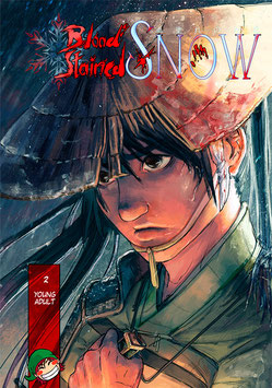Genji Otori: Blood Stained Snow, Band 2