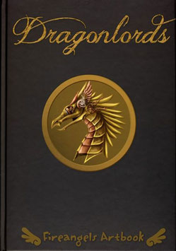 Fireangels: Dragonlords Artbook
