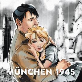 """Signierkarte """"München 1945"""", Karte 3"""