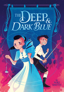 Niki Smith: The Deep & Dark Blue (Hardcover)