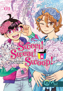 Catmint: Sweet! Sweat! Swoop!, Band 1