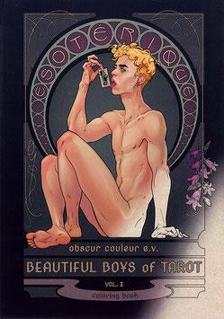Obscur Couleur: Ésotérique - The Beautiful Boys of Tarot