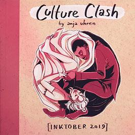 Anja Uhren: Culture Clash