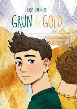 Lisa Brenner: Grün & Gold, Band 3