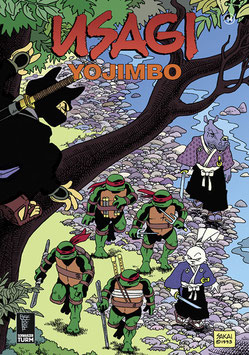Usagi Yojimbo, Band 14