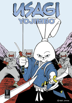 Usagi Yojimbo, Band 1