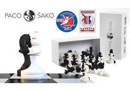 Paco Sako – Das Friedensschach