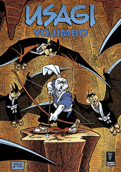 Usagi Yojimbo, Band 8