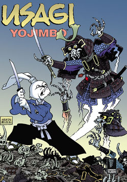 Usagi Yojimbo, Band 12