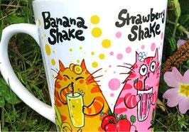 """Tasse """"Milkshakes"""""""