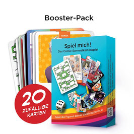 Spiel mich!, Edition 2 -- Booster-Pack