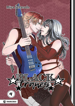 SeductionParade : BLACK Cranes, Band 4