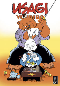 Usagi Yojimbo, Band 2