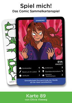 """Spielkarte """"Eva"""""""
