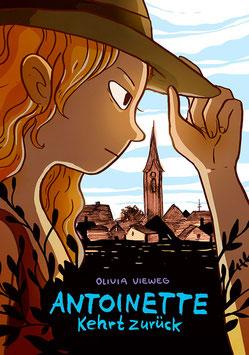 Antoinette kehrt zurück -- die Taschenbuchausgabe!