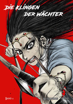 Xu Xianzhe: Die Klingen der Wächter, Band 4 (chb)
