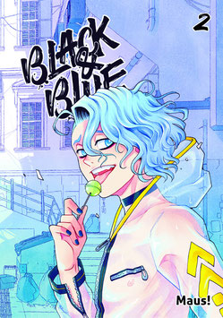 Melanie Schober: black & blue, Band 2