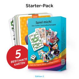 Spiel mich!, Edition 2 -- Starter-Pack