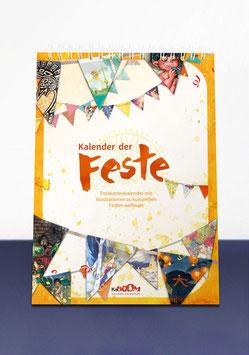 Lisa Rau: Kalender der Feste