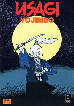 Usagi Yojimbo, Band 13