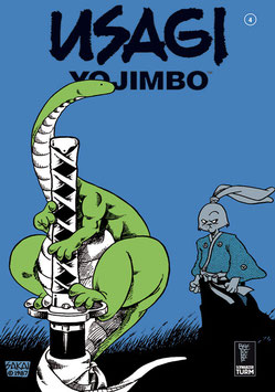 Usagi Yojimbo, Band 4