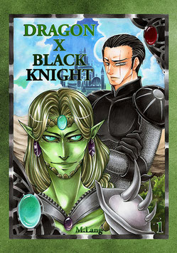 M.Lang: Dragon X Black Knight, Band 1