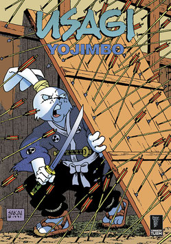 Usagi Yojimbo, Band 11