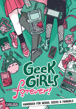 Geek Girls forever!