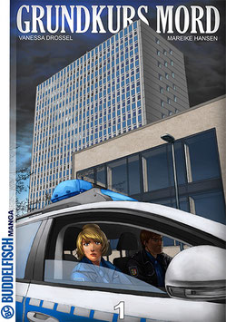 Vanessa Drossel: Grundkurs Mord, Band 1