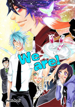 Mari-Mari: We are!